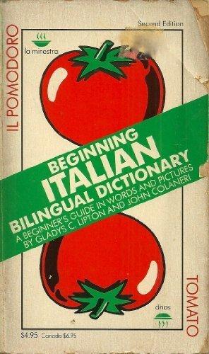 Beginning Italian Bilingual Dictionary