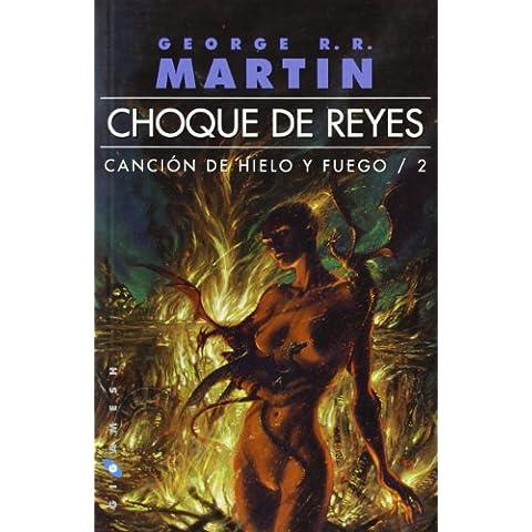 Choque De Reyes. Canción De Hielo Y Fuego 2 (Gigamesh Omnium)