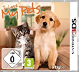 I Love My Pets [Software Pyramide] - [Nintendo 3DS]