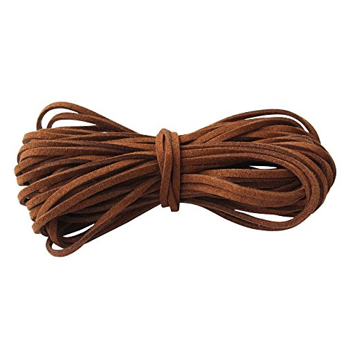 homgaty-88m-roll-durable-brown-suede-leather-cord-string-2mm-for-bracelet-necklace-diy