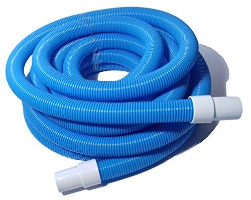 Tube aspirateur de boue, pour nettoyage de piscine 10/12/15/30 m, 38 mm, flotteur avec terminaux 12 mt