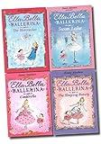 Picture Of Ella Bella Ballerina Collection James Mayhew 4 Books Set (Ella Bella Ballerina and Cinderella, Ella Bella Ballerina and The Sleeping Beauty, Ella Bella Ballerina and The Nutcracker, Ella Bella Ballerina and Swan Lake)