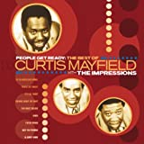 The Best Of The Impressions Featuring Curtis Mayfield