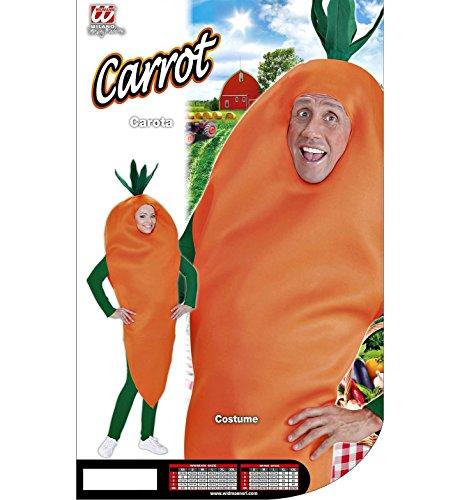 Imagen de disfraz de zanahoria adulto  l alternativa