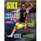 SKI NAUTIQUE [No 54] du 01/10/1992