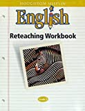 Houghton Mifflin English: Reteaching Workbook Grade 5