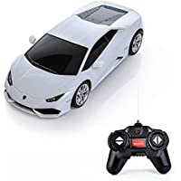 Price comparsion for Spire Tech Kids RC Car LAMBORGHINI HURACAN Remote Control Official Licensed 1:24 Scale Electric Radio Controlled Toy