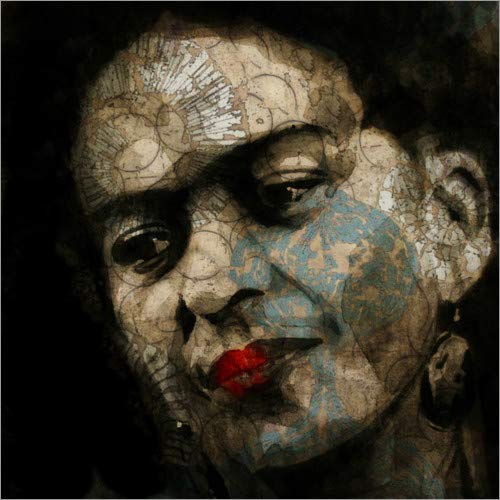 Posterlounge Lienzo 60 x 60 cm: Frida Paul Lovering