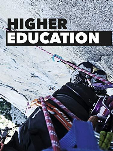 Higher Education: A Big Wall Manual (English Edition) por Andy Kirkpatrick