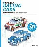 3D Paper Craft Racing Cars
