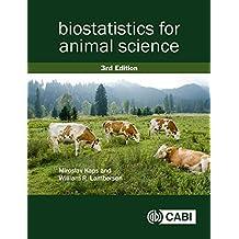 Biostatistics for Animal Science, 3rd Edition