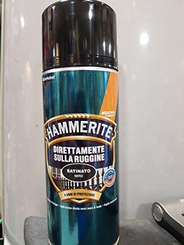 7a9c55c8800c8 Test Hammerite Emaille Spray 400 ml schwarz matt Günstig Shoppen