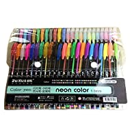 48 penna di colore Highlighter di colore per la colorazione e l'artigianato