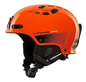 Sweet protection igniter casque pour adulte alpiniste S/M Orange - Orange
