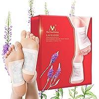 Pretty Comy Reparatur Fuß Patches, 5 Packs/10 Stück Fuß Pads Natural Detox Fußpflege für besseren Schlaf Stress... preisvergleich bei billige-tabletten.eu