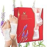 Allbesta Detox Pads Fußpflaster Detox-Pflaster Fusspflaster 10 Vitalpflaster Foot Pads Vital-Pflaster für Ihre Wellness zur Entgiftung, Entschlackung