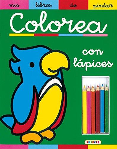 Ceras  (Colorea) (Mis Libros De Pintar)