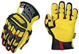 Mechanix Wear ORHD impermeable impacto protección alta visibilidad guantes de...