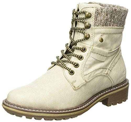 990930 Stiefel, Weiß (Offwhite), 38 EU (Toms Stiefeletten Für Frauen)