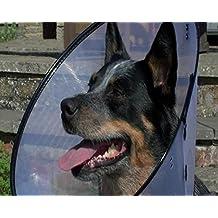 Compañía de los animales inteligente recuperación collar tamaño 4, adecuado para el cuello de perro tamaño 40–56cm