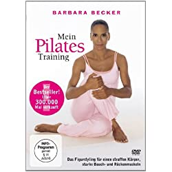 Barbara Becker - Mein Pilates Training
