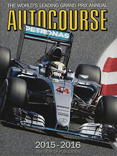 Autocourse 2015: The World's Leading Grand Prix Annual por Tony Dodgins
