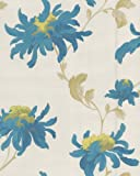 """Cheapest 'Non-woven Fabric Wallpaper 30-816-003""""Pearl & Teal Collection JmD Fabulous 31-166-003159002 on"""