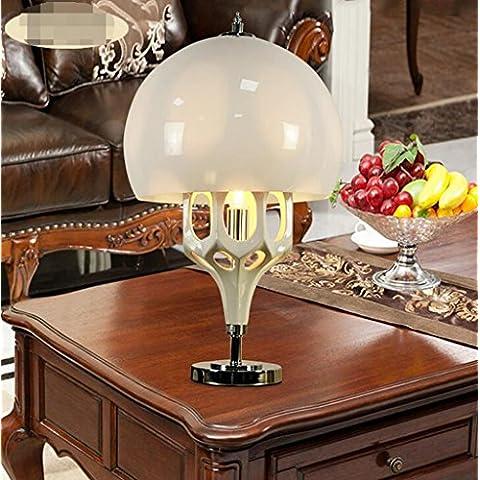 llevado ahorro de energía, europea, moderno, simple, cerámica, lámparas, de manera creativa, L430 * W430 *