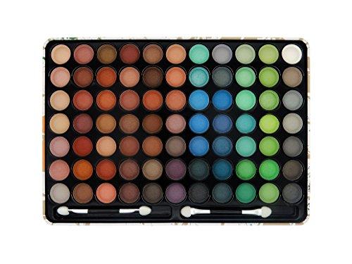 w7 Paintbox Palette Maquillage Yeux de 77 Ombres à Paupières 500 g