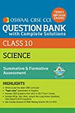 #9: Oswaal CBSE CCE Question Bank with Complete Solutions for Class 10 Term I (April to Sep. 2016) Science
