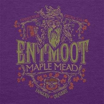 TEXLAB - Ent Maple Mead - Damen T-Shirt Violett