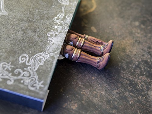Handmade Wizard bookmark gifts. Quidditch book marker present for a bookworm, book readers and book lovers! Extraordinary present for Wizard fan! Bookmarks collectibles gift for children!