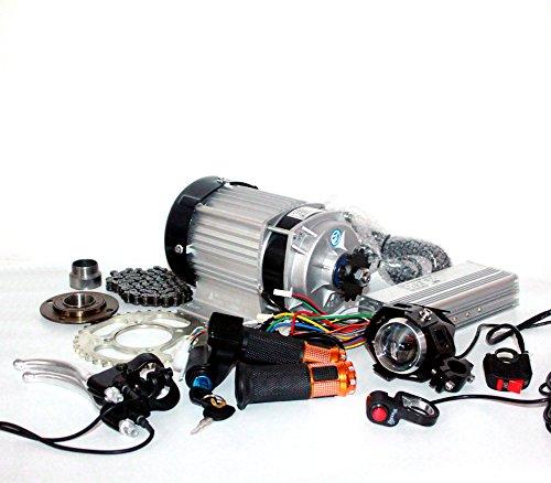 48V 60V 750W upgrade bürstenlosen Motor Elektro-Dreirad reich Shaw Motor-Kit elektrische 750w Bürste weniger Motor-Kit für drei Rad-Fahrrad (48V)