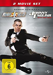 Johnny English / Johnny English - Jetzt erst recht [2 DVDs]