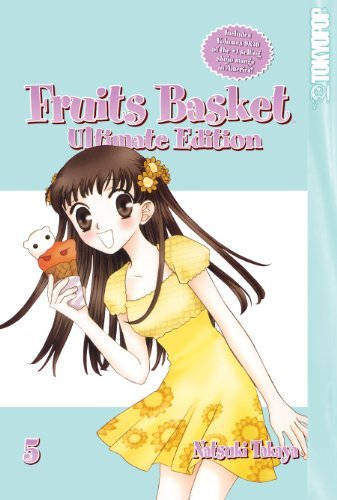 Fruits Basket Ultimate Edition, Vol. 5 by Natsuki Takaya (2010-06-08)