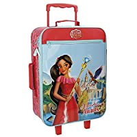 Disney Elena De Avalor Adventure Children's Luggage, 50 cm, 25 liters, Multicolour (Varios Colores)