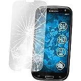 PhoneNatic 1 x Glas-Folie klar für Samsung Galaxy S3 Neo Panzerglas für Galaxy S3 Neo