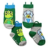 NeedyBee Dinosaur Pack Baby Boy Ez Sox A...