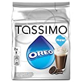 3 X Factory Sealed Pack Tassimo T-Disc Pods Oreo Cookies Hot Chocolate - 8 Servings Including Creamer Pods
