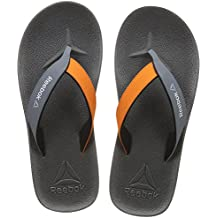 Reebok Men's Adventure Flip-Flops and House Slippers