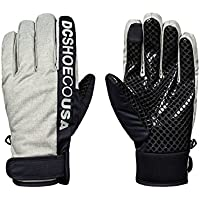 DC Shoes Deadeye Gloves Guantes, Hombre, Gris (Neutral Gray), M