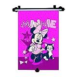 Original Disney Minnie Mouse Auto Sonnenschutz Rollo Fenster für Kinder