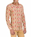 Color-Buckket Men's Casual Shirt (CB520_...