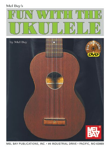 FUN WITH THE UKULELE  PARTITURAS  DVD (REGION 0) PARA UKELELE