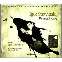 Stravinsky:Persephone [Import allemand]