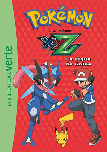Pokémon 35 - La Ligue de Kalos par Pokémon