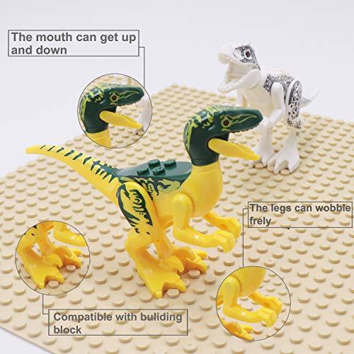 Zoom IMG-2 fretod dinosauro jurassic giocattoli 12