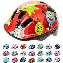 meteor Casco Bicicleta Bebe Helmet Bici Ciclismo para Niño - Cascos para Infantil - Bici Casco