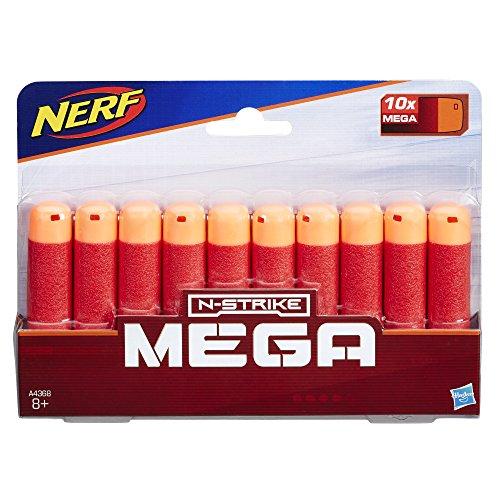 MEGA - 10er Dart Nachfüllpack