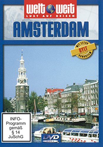 Preisvergleich Produktbild Amsterdam - welt weit (Bonus: Sylt)